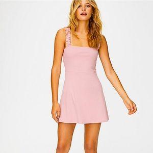 Aritzia Ciara Ribbed Dress